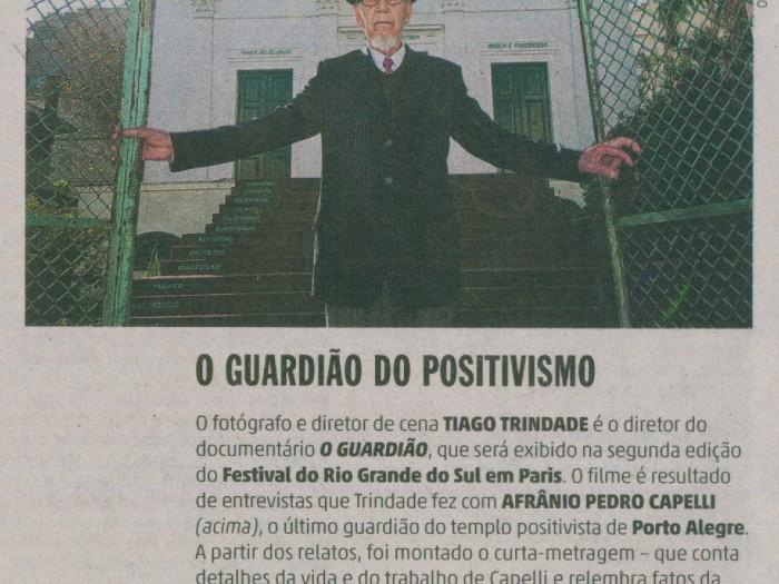 ZH - Segundo Caderno - Contracapa - 09102014 p 12